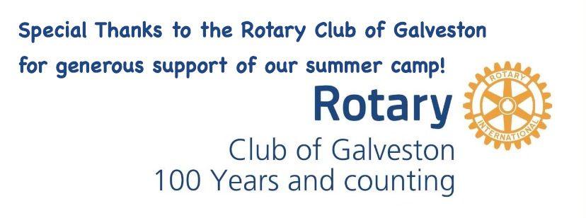 rotary club galveston
